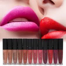23 colors lip paint matte lipstick waterproof strawberry gloss