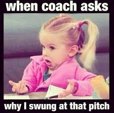 Funny Softball Memes - gamechanger softball on twitter softball stuff and softball memes