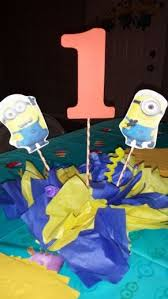 minions centerpieces minions centerpieces ideas minion centerpiece projects to try