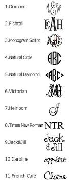 3 initial monogram fonts best 25 monogram fonts free ideas on silhouette fonts
