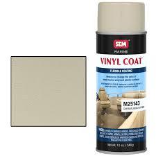 sem m25143 chaparal beige platinum marine vinyl paint