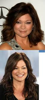 hair styles actresses from hot in cleveland ribbit ribbit i m a frog valerie bertinelli is pretty enough