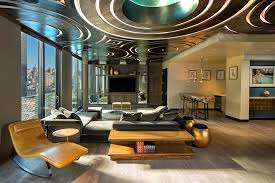 Dream Living Rooms - hotel rooms new york city the dream hotel new york meatpacking