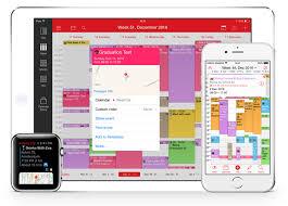 weekly calendar app weekly calendar template