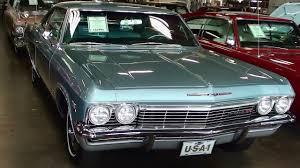 1965 chevrolet impala ss 396 big block v8 fast lane classic cars