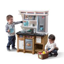 Play Kitchen From Old Furniture by Amazon Com Kitchen Playsets Toys U0026 Games