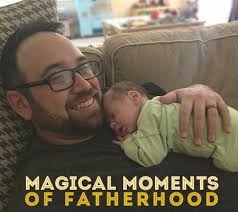 Hood Dad Meme - the magical moments of fatherhood a new dad on fathers s day