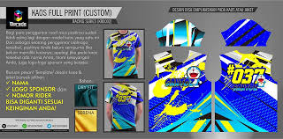 desain jaket racing kaos racing fullprint custom desain barade sublimation facebook
