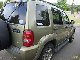 green jeep liberty renegade 2002 cactus green metallic jeep liberty renegade 4x4 29669273