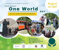 tv guide for cleveland ohio 2017 cleveland one world day u2013 sunday august 27 2017 11am u2013 7pm