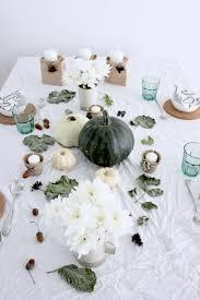 Esszimmer Herbstlich Dekorieren Dekoration Selber Machen Herbst Herbst Deko Tischdeko Aeste