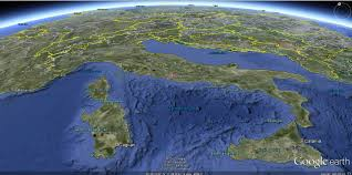 Brindisi Italy Map by Map Of Italy