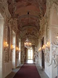 satyr cabinet hallway decorating architecture and castles