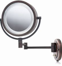 bed bath and beyond light up mirror 15x magnifying makeup mirror beautiful light up makeup mirror bed