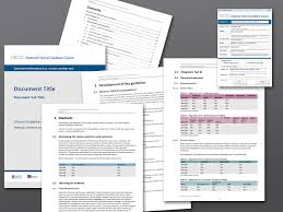 scientific report template microsoft office templates and productivity tools