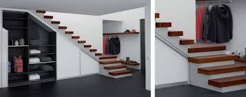 schrank unter treppe als nützlicher platzgewinn unter der treppe individuelle