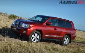 jeep sahara red 2014 toyota landcruiser sahara v8 review video performancedrive