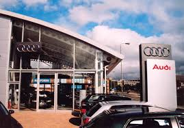 audi showroom commercial meadstone