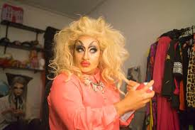 queen brooklyn hairline house of horrorchata four years of bushwig brooklyn s drag