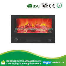 Led Fireplace Heater by Best Electric Fireplace Insert