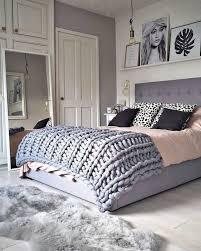 deco chambre grise idee meubles meuble gris chambre bois lzzy deco decoration salon
