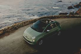 fiat 500 cabrio gets stylish 1957 edition autoguide com news
