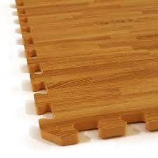 floor rubber flooring wood look