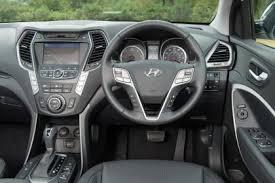 hyundai santa fe hyundai santa fe review auto express