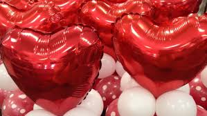 valentines ballons balloons party world
