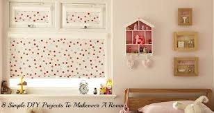 easy diy projects for home easy diy home projects to makeover a room family focus blog
