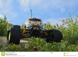 nitro monster trucks rc nitro monster truck stock photo image 44683474