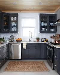 Kitchen Cabinet Tiles 41 Best Kitchens W Dark Cabinets Images On Pinterest Dream