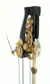 Colganology The Halloween Nightmare Art Challenge The Results Colganology The Wooden Clocks Of Bruce Aitken