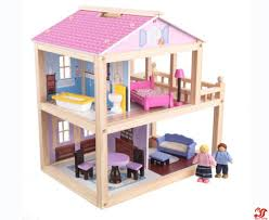 furniture chic kidkraft dollhouse with pink theme plus two tier