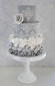 silver wedding cakes silver wedding cake wedding cake ideas chwv