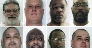 arkansas execution federal judge blocks 6 executions in 10 days in arkansas