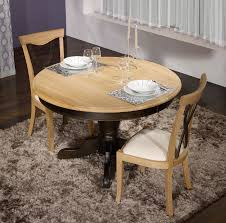 Table Ronde Blanche Avec Rallonge Pied Central by Design Table Ronde De Cuisine Pied Central Caen 32 Table