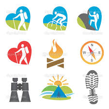 Plan Icon Stock Photos Images Amp Pictures Shutterstock Outdoor Activity Icon Set Stock Vector Chachar Icons