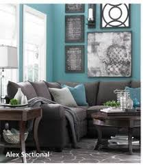 Grey And Turquoise Living Room Ideas by Copy Cat Chic Room Redo Glamorous Grey Living Room Get The