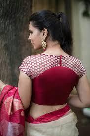 saree blouse 101 stunning saree blouse back neck designs bling sparkle