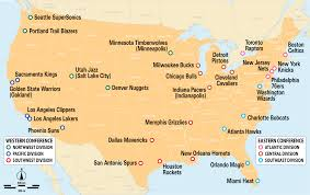 nba divisions map file usa nba conferences und divisions 2008 png wikimedia commons