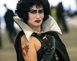 Rocky Horror Picture Show Halloween Costumes Rocky Horror Picture Show Frank Furter Boss