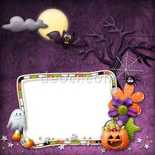 halloween photo frame templates hd pictures free download deoci