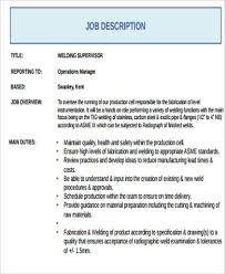 Manufacturing Supervisor Resume Production Supervisor Job Description Machine Operator Resume