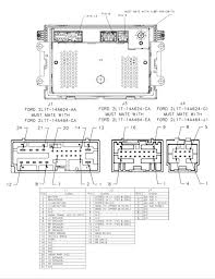 2003 ford expedition car radio wiring diagram wiring diagram and