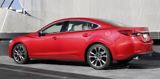 mazda full size sedan 2015 mazda 6 pricing and specifications photos 1 of 7
