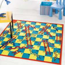 Large Kids Rugs by Snakes And Ladders Rug Roselawnlutheran