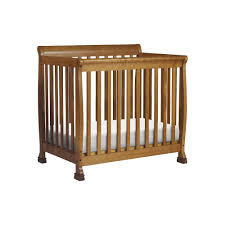 Davinci Emily Mini Crib White Davinci Kalani 2 In 1 Convertible Mini Crib White Cribs Brown