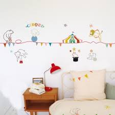 frise pour chambre stickers frise cirque mimilou pour chambre enfant les enfants du