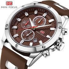bracelet homme montre images Acheter mini focus montre bracelet hommes top marque de luxe jpg